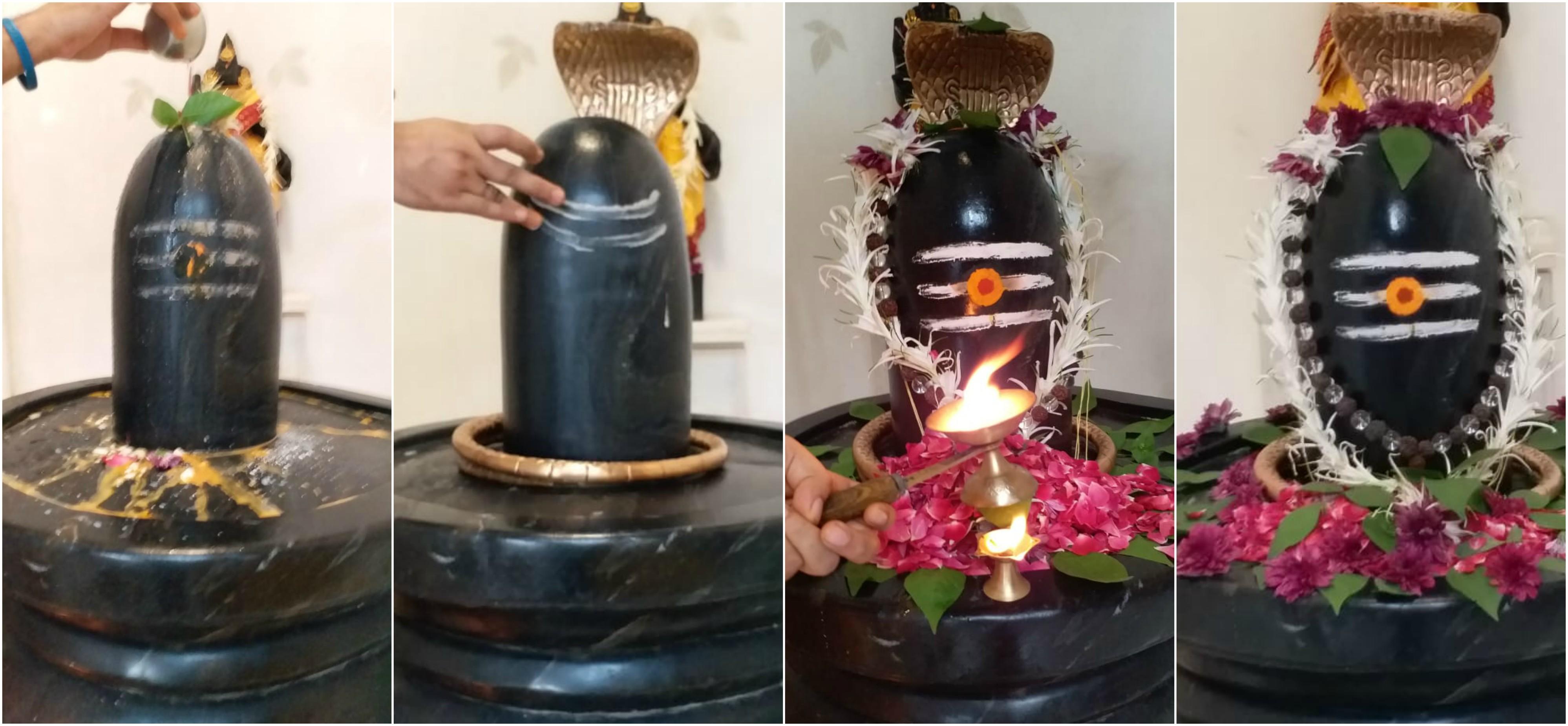 ShriGangeshwara Mahadeva Puja at ParamDham